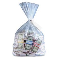 Mmf Industries Currency Deposit Bags - Pack Of 100