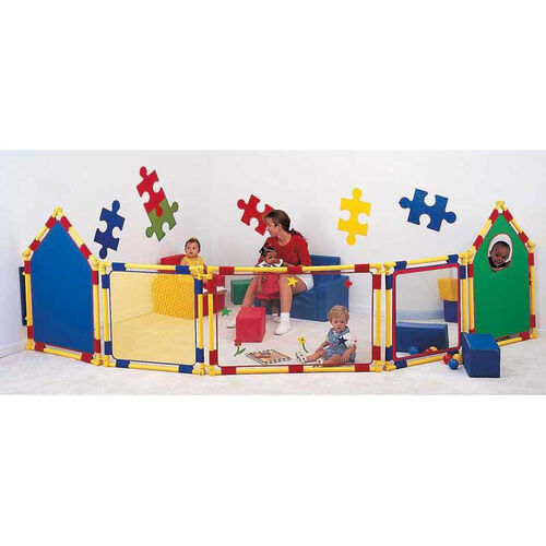 Baby Corral Playpanel - Multicolor