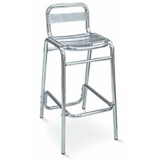 Clearwater Collection Outdoor Barstool