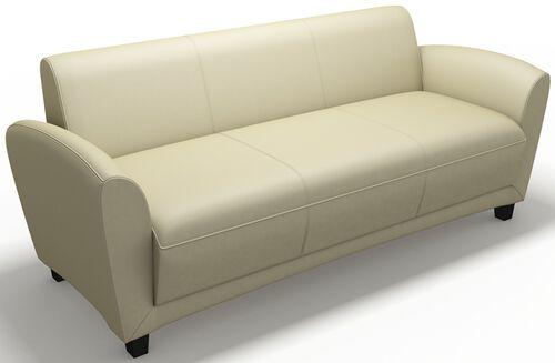 Santa Cruz Lounge Sofa - Almond Leather