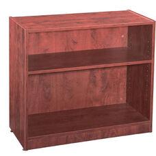 Cherry 30''H Bookcase