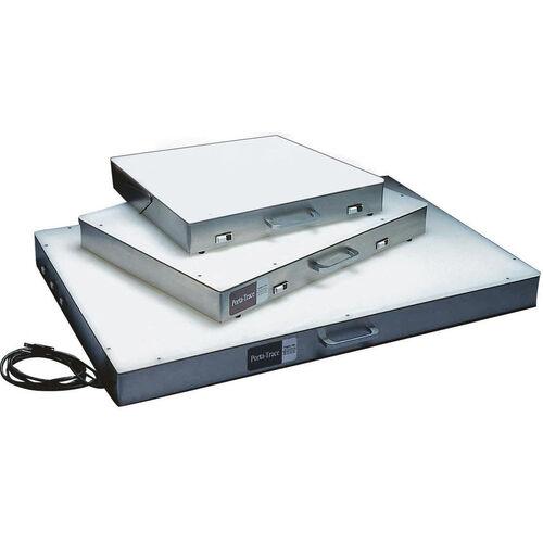 PORTA-TRACE Light Box - 36''W X 24''D