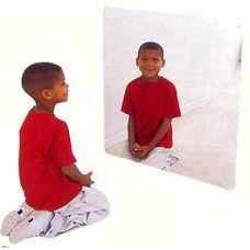 30'' Flat Wall Hung Mirror