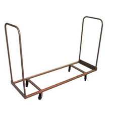 Table Truck with Casters for 8' Banquet Tables - 12 to 15 Table Capacity