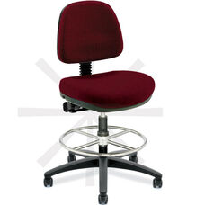Tec Line Check Out Medium Height Stool