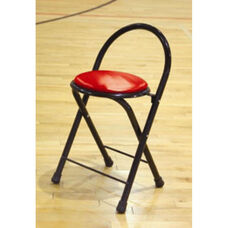 Sport Pride Timeout Team Stool with 20'' Seat Height