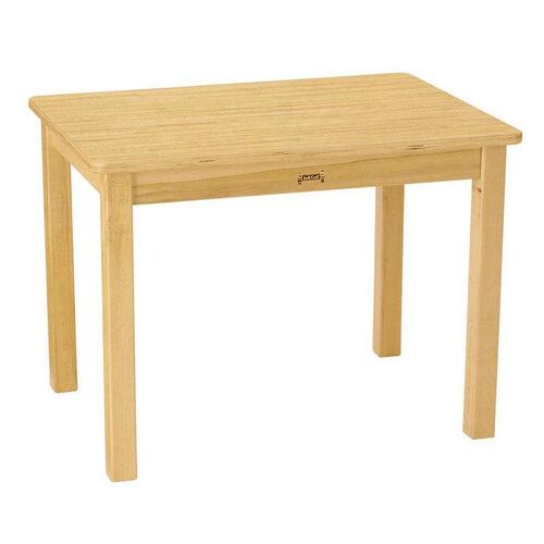 Multi-Purpose Rectangle Table