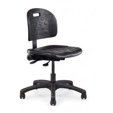 Dove 325 lb Weight Capacity Lab Chair - Urethane