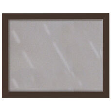 Spring Loaded Aluminum Black Snap Frame - 14''H x 11''W