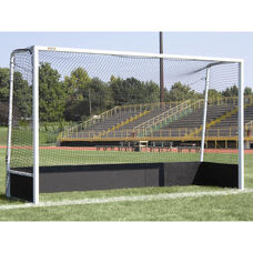 Outdoor Field Hockey Goal with Net - Set of 2