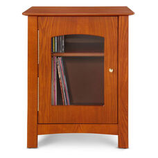 Bardstown Entertainment Cabinet in Paprika