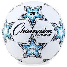 Champion Sports Viper Soccer Ball - Size 4