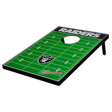 Oakland Raiders Tailgate Toss