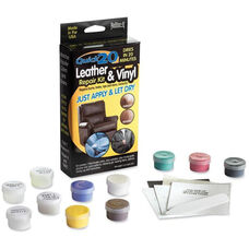 Master Caster Leather and Vinyl Repair Kit - Assorted Colors