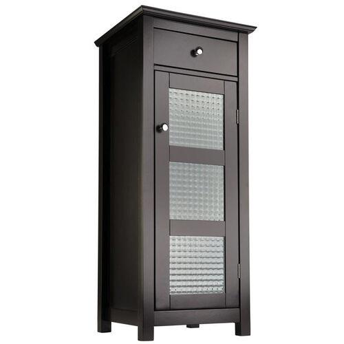 Chesterfield Floor Cabinet - 1 Door & 1 Drawer