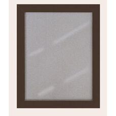 Spring Loaded Aluminum Black Snap Frame - 11''H x 8.5''W
