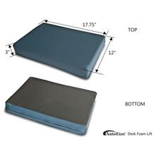 12''L x 18''W x 3''H Foam Desk Lift for Auto Desks