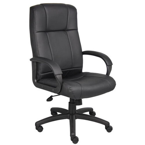 Caressoft™ Executive High Back Swivel - Black