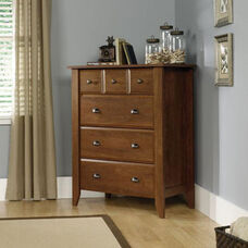 Shoal Creek 42.625''H Chest of Drawers - Oiled Oak