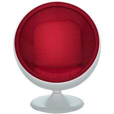 The Kaddur Chair in Red