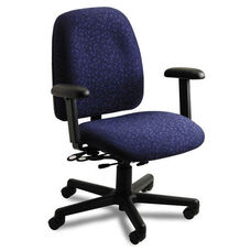 Centris Large Back Desk Height Chair - 2 Way Control
