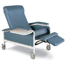 XL Care Cliner Steel Casters