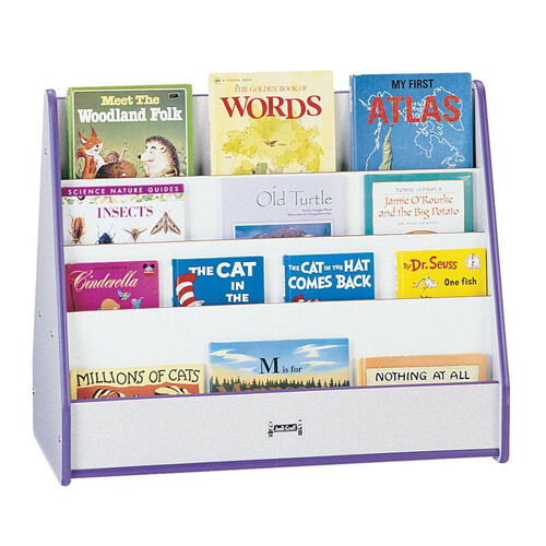 Rainbow Accents Pick-A-Book Stand - 2 Sided