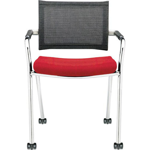 Strata Guest Chair on Casters
