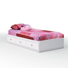 Crystal Collection Twin Mates Bed