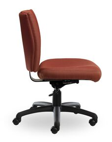 Monterey II 400 Series Medium Back Multiple Shift Adjustable Swivel and Seat Height Task Chair