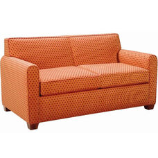 78003 Sofa with Round Top Arms - Grade 1
