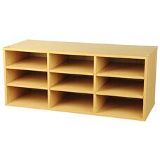 9 Compartment Desk Organizer