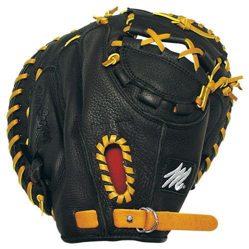 33'' Prep Catcher's Leather Mitt