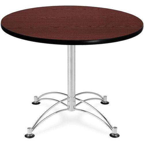 36'' Round Multi-Purpose Table - Mahogany