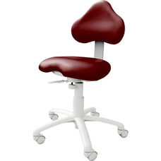 EGF-9100 Series - Operator Stool with Stitched Upholstery