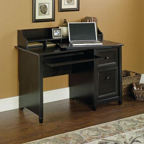 Edge Water 47.125''W Computer Desk - Estate Black
