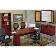 OSP Furniture Mendocino Hardwood Veneer Conference Suite