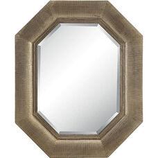 OSP Designs Maselle Wall Mirror - Silver