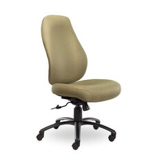 Contour II 400 Series High Back Multiple Shift Adjustable Swivel and Seat Height Task Chair