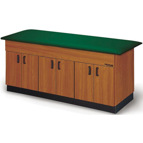 Cabinet Storage Table with Hinged Doors