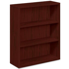 The HON Company 105533 Bookcase - Mahogany