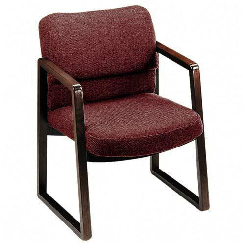 The HON Company 2400 Series Sled Base Guest Chair