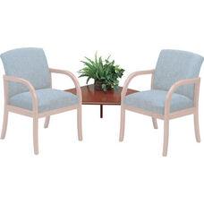 Weston Series Connecting Corner Table