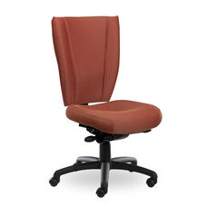Monterey II 300 Series High Back Single Shift Adjustable Swivel and Seat Height Task Chair