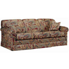 22003 Sofa with Rolled Arms - Grade 2