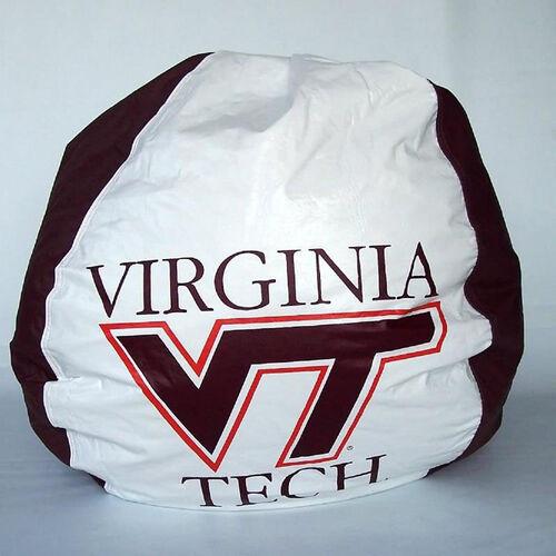 Viginia Tech Hokies Bean Bag Chair