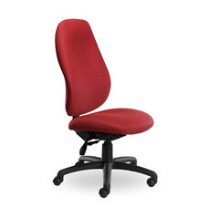 Contour II 300 Series High Back Single Shift Adjustable Swivel and Seat Height Task Chair