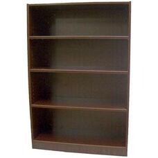 Mahogany 47.25''H Bookcase