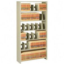 Tennsco Starter 6 -Shelf Unit