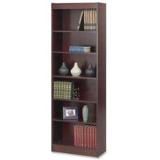 Safco Baby Bookcase - Mahogany